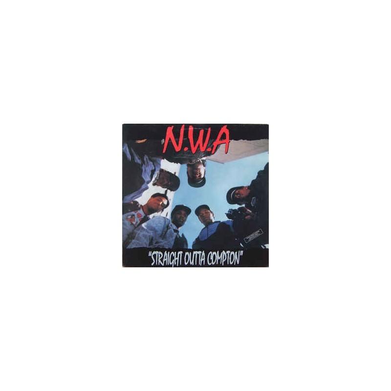 N.W.A. - Straight Outta Compton LP