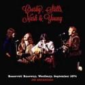 CROSBY, STILLS, NASH & YOUNG  - Roosevelt Raceway, Westbury, NY, September 8th 1974 LP