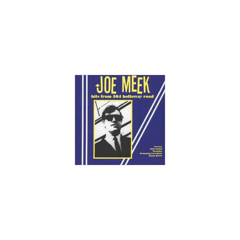 JOE MEEK - Hits From 304 Holloway Road LP