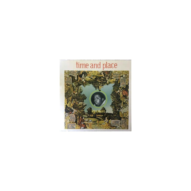 LEE MOSES - Time And Place LP