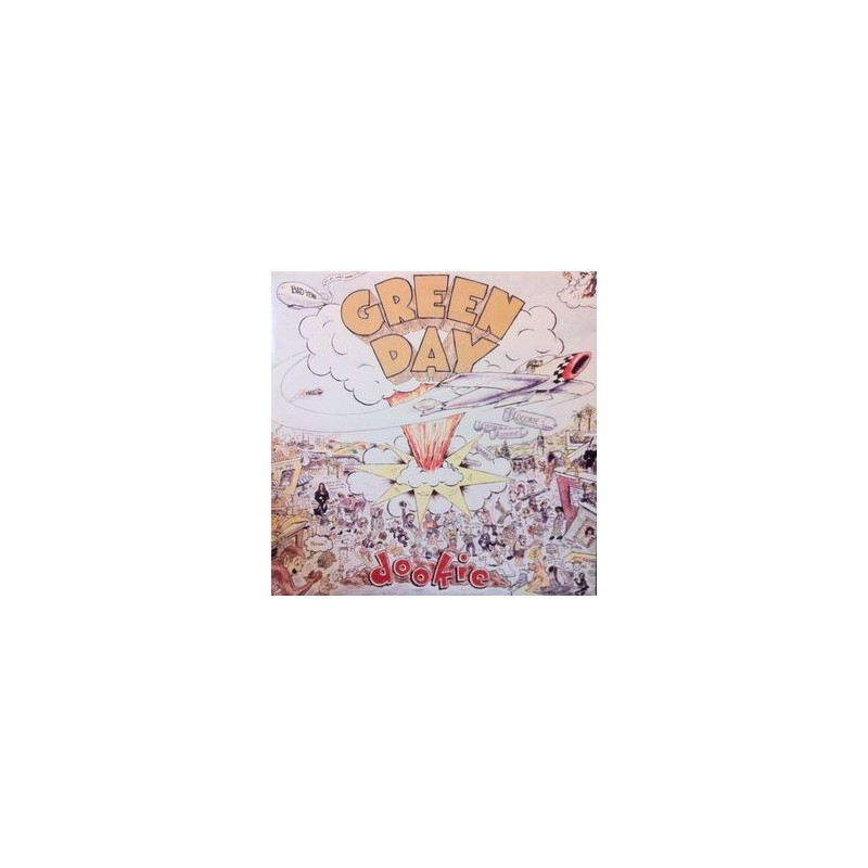 GREEN DAY -  Dookie CD