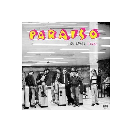 PARAISO - El Corte Final LP+CD