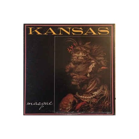 KANSAS - Masque LP