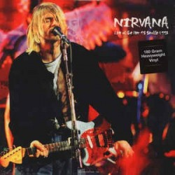 NIRVANA - Live At The Pier 48 Seattle 1993 lp