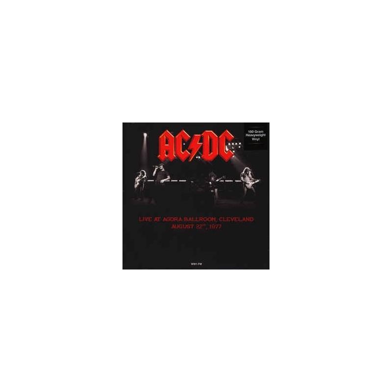 AC/DC - Live At Agora Ballroom, Cleveland, August 22, 1977 LP