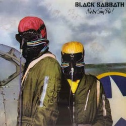 BLACK SABBATH - Never Say Die LP