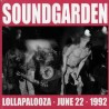 SOUNDGARDEN ‎– Lollapalooza June 22, 1992 LP