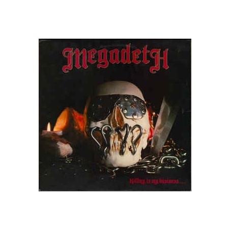 MEGADETH - Killing Is My Business...And Business Is Good! LP
