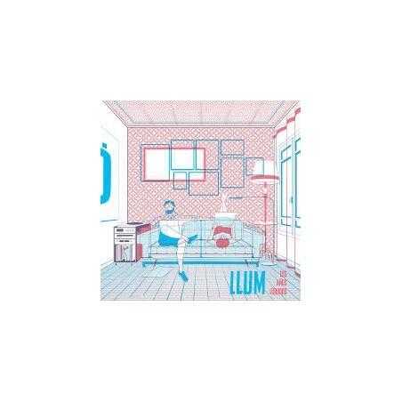 LLUM – Los Años Líquidos LP