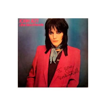 JOAN JETT & THE BLACKHEARTS - I Love Rock N' Roll  LP