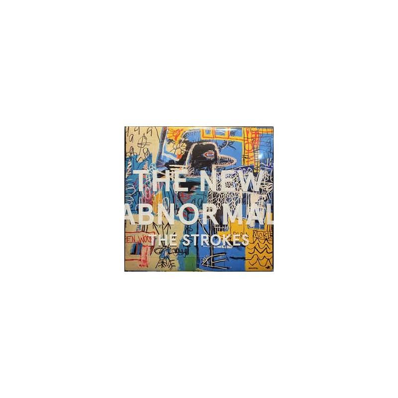 STROKES - New Abnormal LP