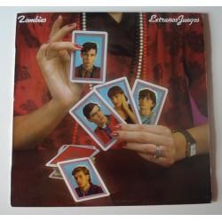 ZOMBIES - Extraños Juegos LP