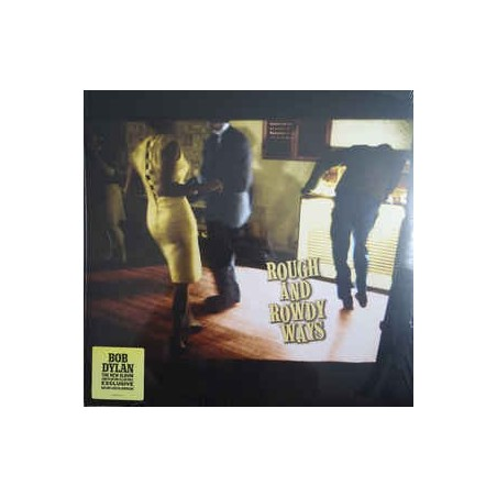 BOB DYLAN - Rough And Rowdy Ways LP