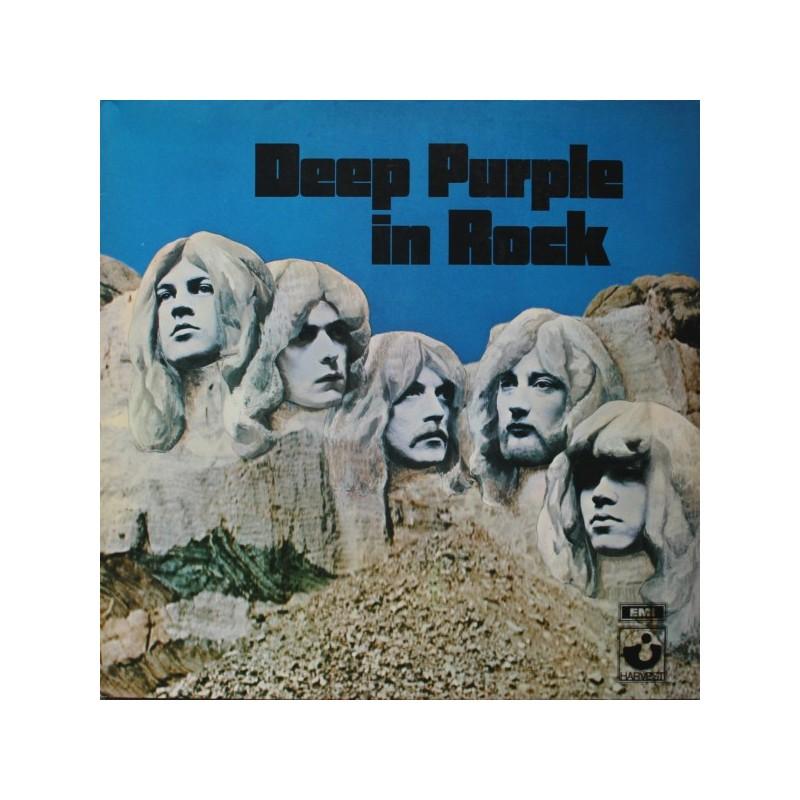 DEEP PURPLE - In Rock LP