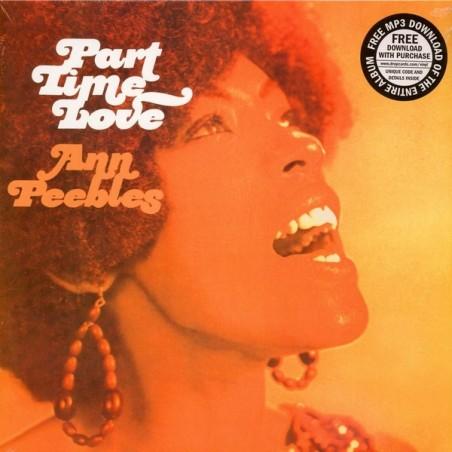 ANN PEEBLES - Part Time Love LP