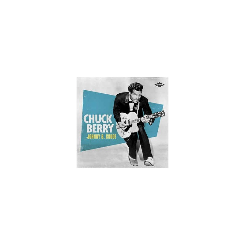 CHUCK BERRY - Johnny B. Goode LP