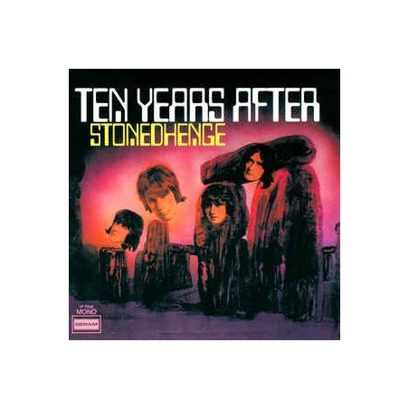 TEN YEARS AFTER - Stonedhenge LP