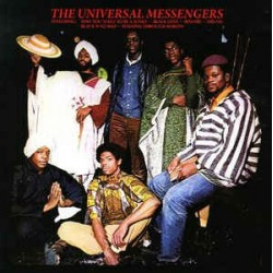 UNIVERSAL MESSENGERS - An Experience In The Blackness Of Sound LP
