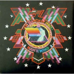HAWKWIND - X In Search Of Space LP