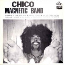 CHICO MAGNETIC BAND - Chico Magnetic Band  LP