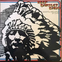 KEEF HARTLEY BAND -  Seventy Second Brave LP