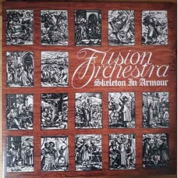 FUSION ORCHESTRA - Skeleton In Armour  LP