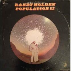 RANDY HOLDEN - Population II  LP