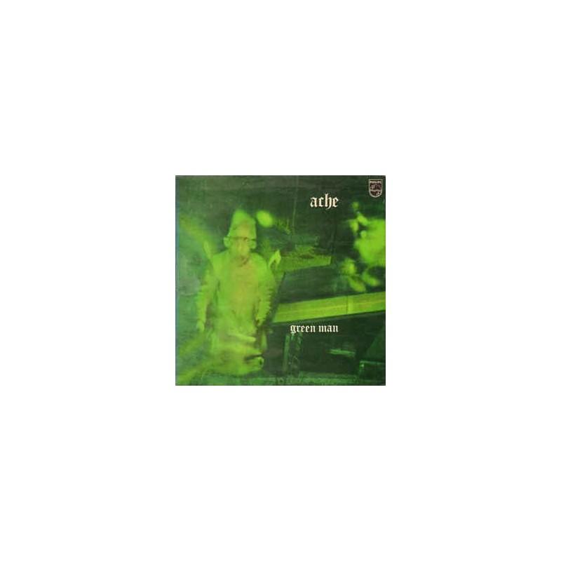 ACHE - Green Man  LP
