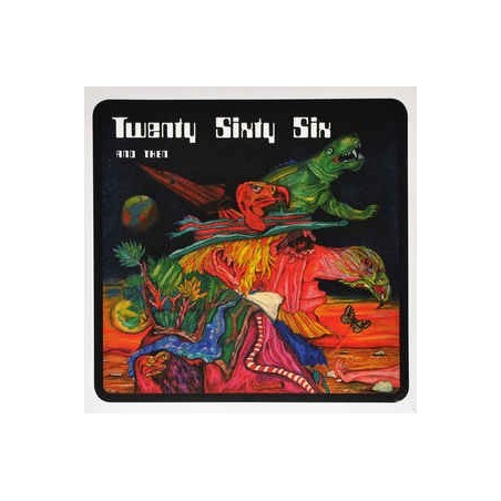 TWENTY SIXTY SIX AND THEN - Reflections On The Future LP
