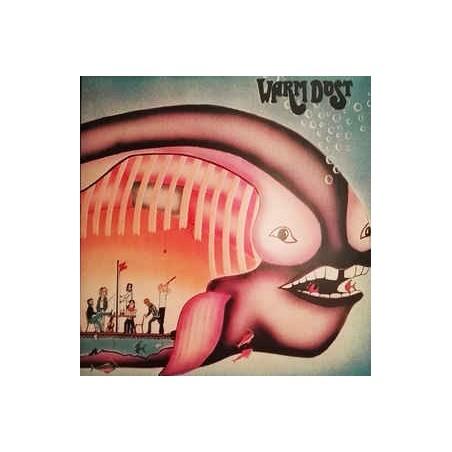 WARM DUST - Warm Dust LP