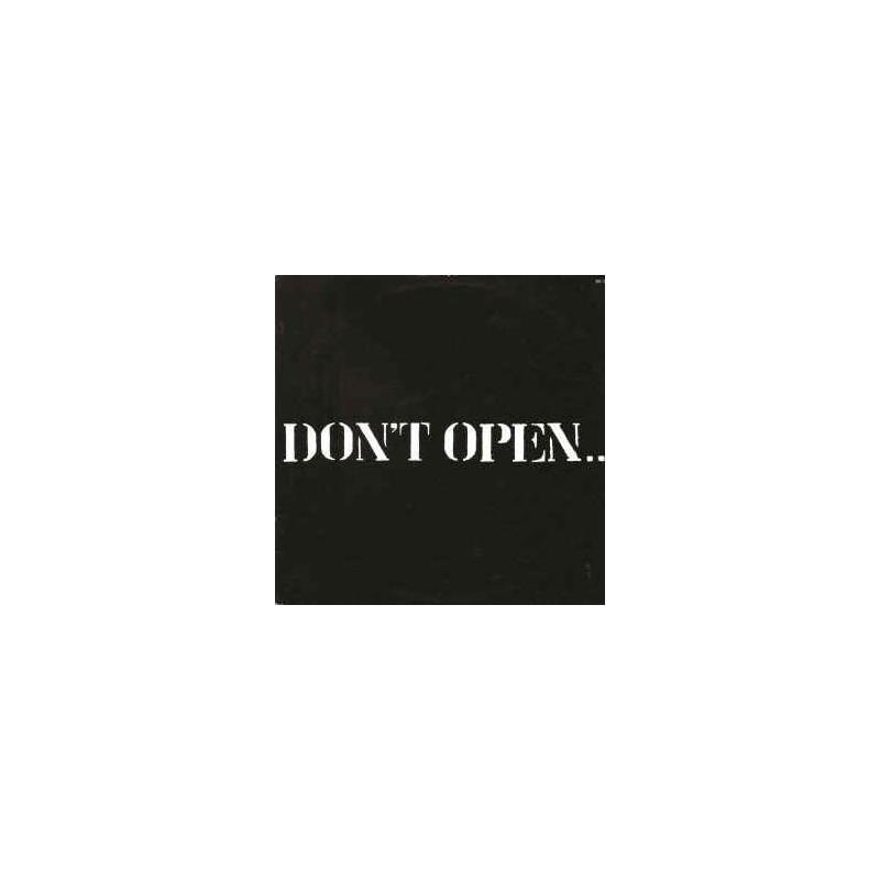 RECREATION  - Don't Open LP