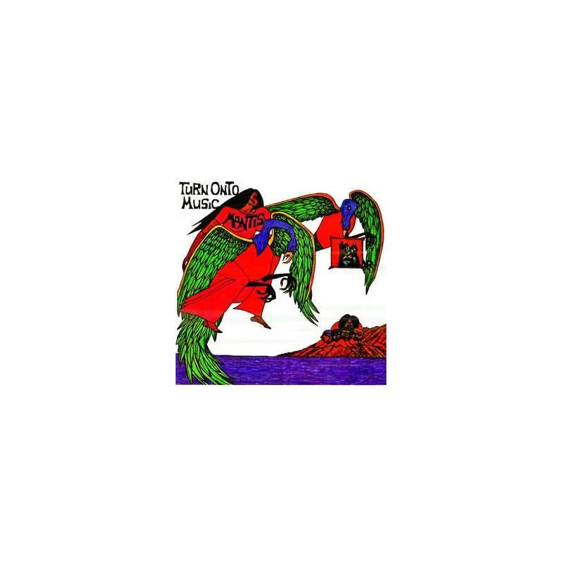 MANTIS - Turn Onto Music LP