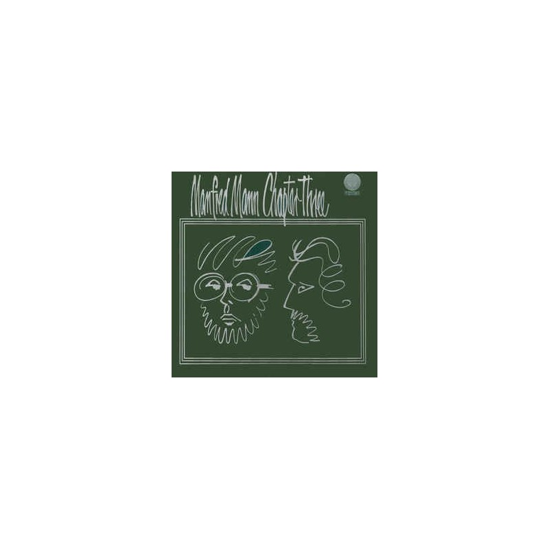 MANFRED MANN CHAPTER THREE - Manfred Mann Chapter Three LP