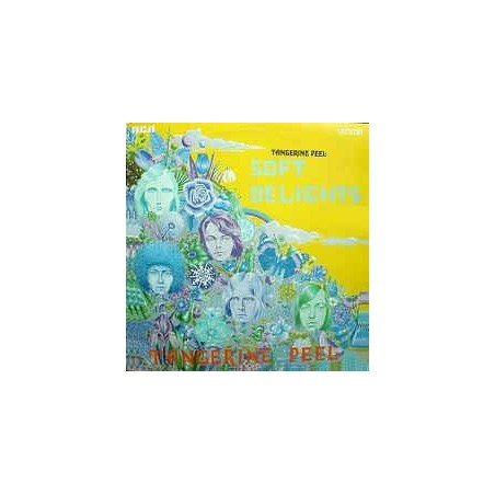 TANGERINE PEEL - Soft Delights LP