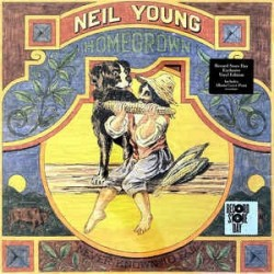 NEIL YOUNG - homegrown