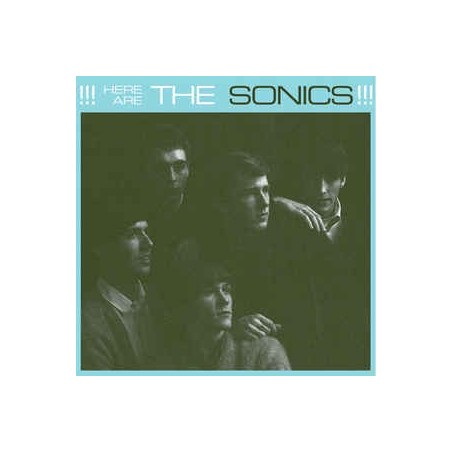 THE SONICS - Here Are LP
