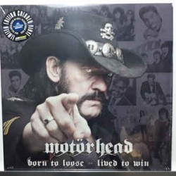 MOTORHEAD ‎–  Born To Loose - Lived To Win LP