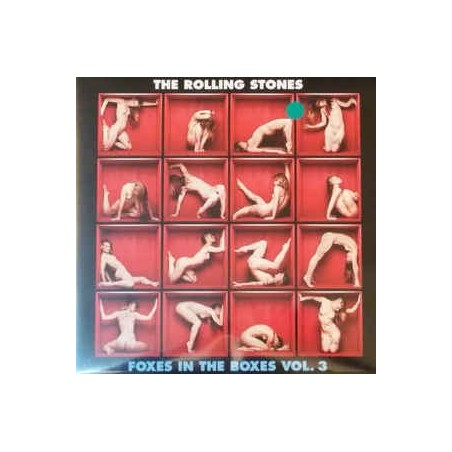 ROLLING STONES - Foxes In The Boxes Vol.3 LP