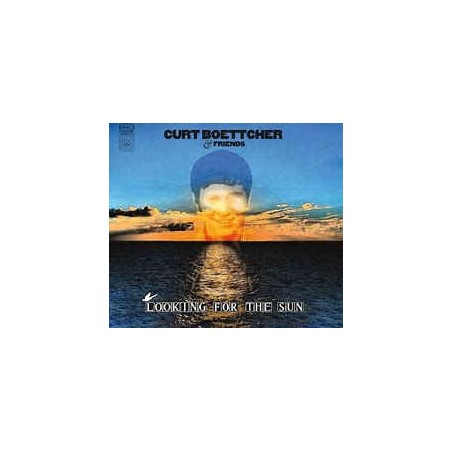CURT BOETCHER & FRIENDS - Looking For The Sun LP