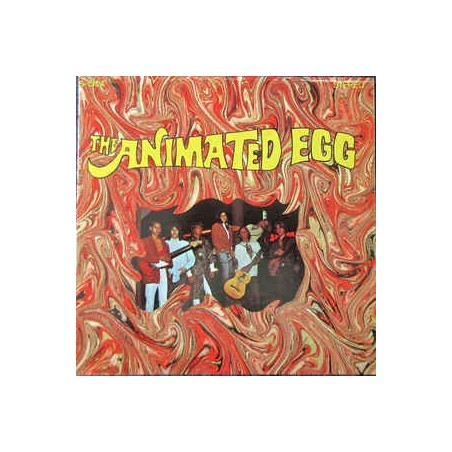THE ANIMATED EGG - The Animated Egg  LP