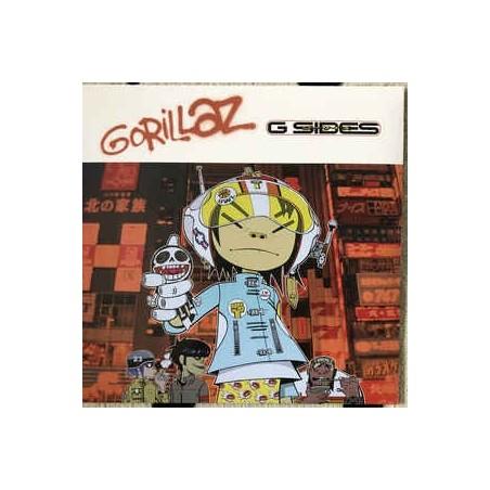 GORILLAZ - G-Sides LP
