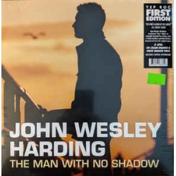 JOHN WESLEY HARDING - The Man With No Shadow LP