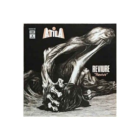 ATILA - Reviure LP