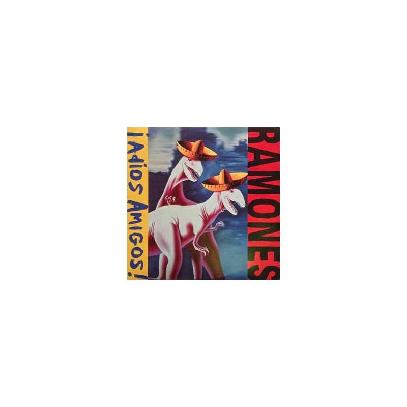 RAMONES - Adiós Amigos LP