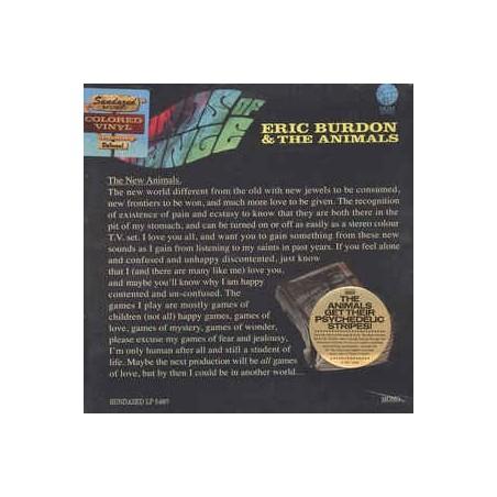 ERIC BURDON & ANIMALS - Winds Of Change LP