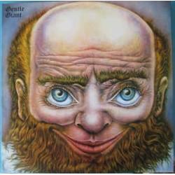 GENTLE GIANT - Gentle Giant LP
