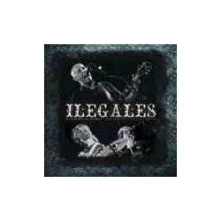 LOS ILEGALES - Ni Un Minuto De Silencio LP