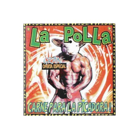 LA POLLA RECORDS - Carne Pa La Picadora LP
