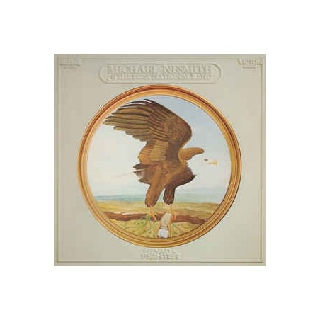 MICHAEL NESMITH & FIRST NATIONAL BAND - Nevada Fighter LP