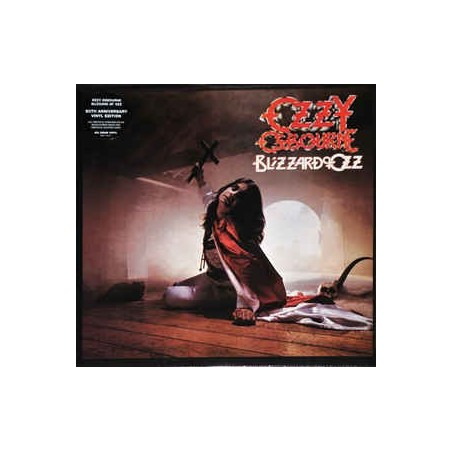 OZZY OSBOURNE - Blizzard Of Ozz LP